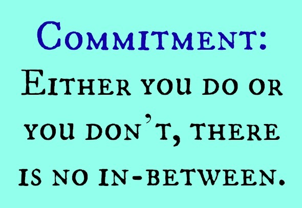 relationship commitment